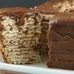 Mealtime Monday: Passover Icebox Cake