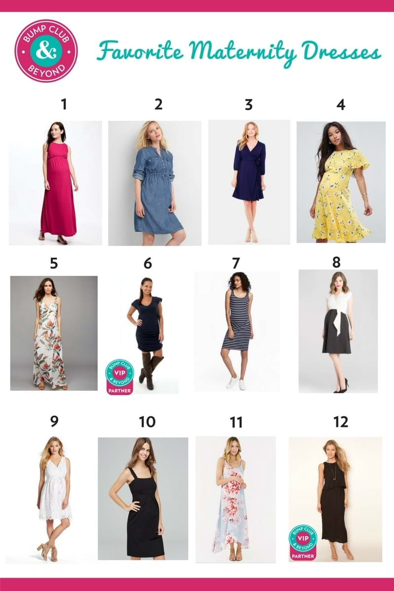 ec39ec697da31 We've rounded up the best maternity dresses for summer and these dresses are  the perfect way to look effortlessly beautiful while beating the summer  heat.