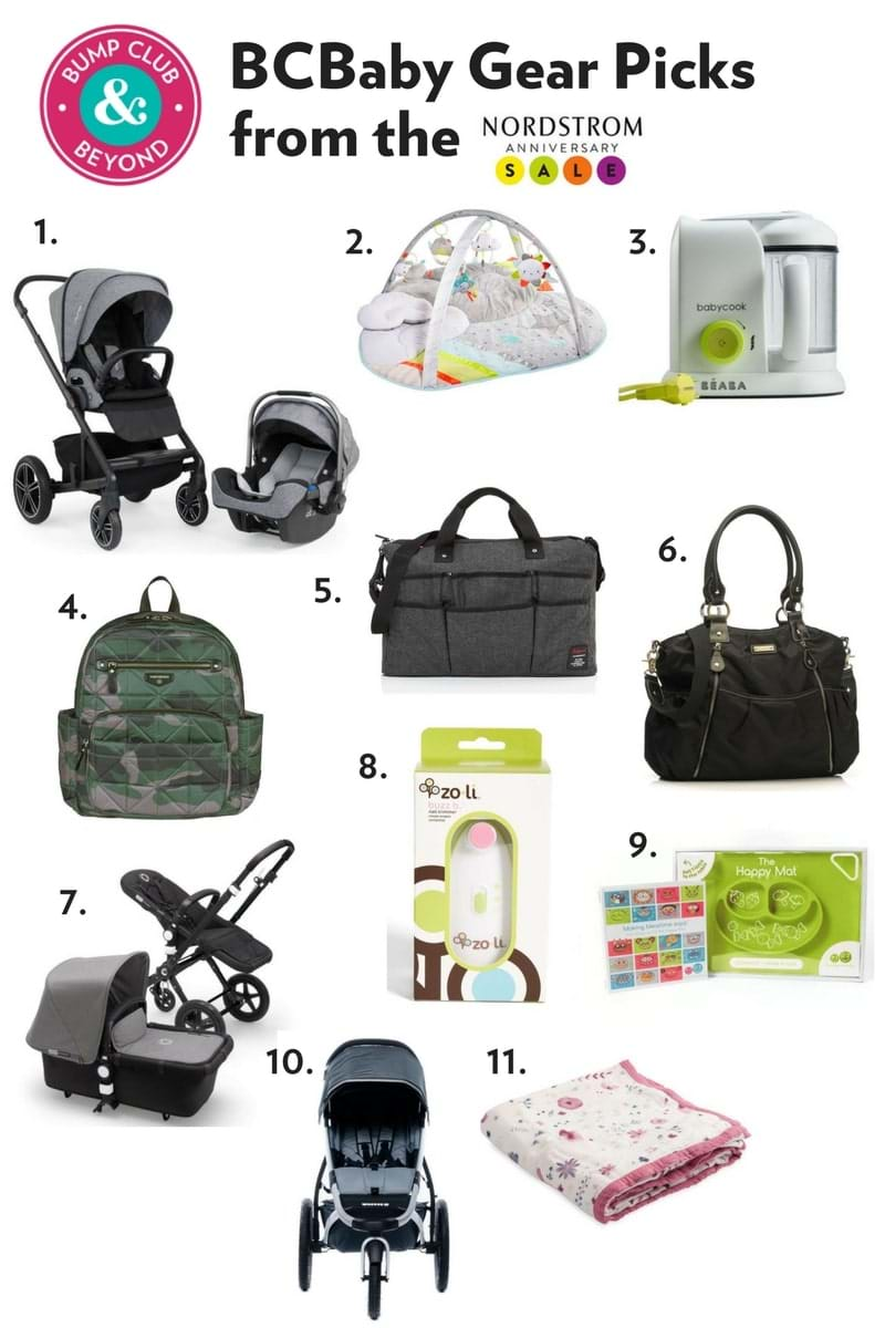 7e8c4524f Nuna Mixx Stroller System & Pipa Car Seat System, $674.90 (AFTER SALE  $899.95): This is by far what we think is one of the best baby deals of the  2017 sale.