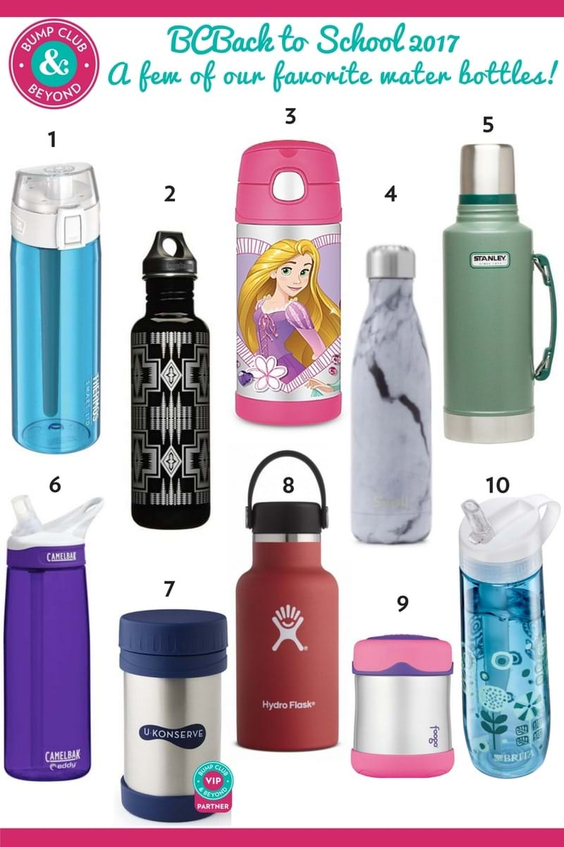 Best Back To School Water Bottles And Thermoses