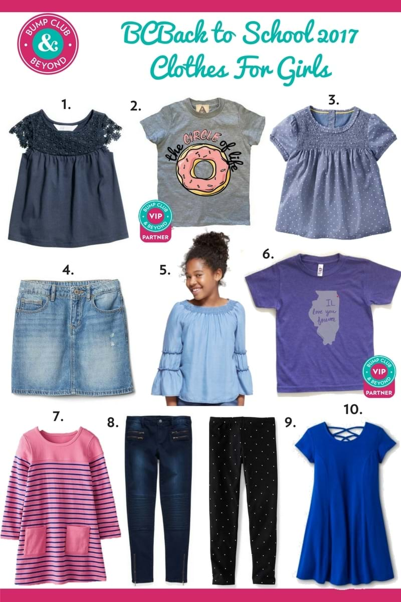 ... clothes for big kids and all of these items are sure to give your  children the extra boost of confidence they need to begin the upcoming  school year. d37ee2805555