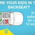 GIVEAWAY: Child Passenger Safety Week 2017