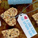 Valentine's Day Bird Feeders