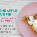 You're the Apple of Our Pie Giveaway